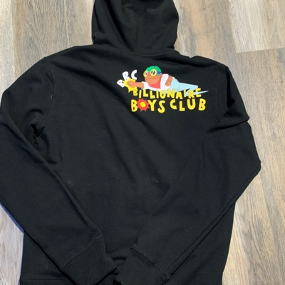 Billionaire Boys Club Knockout Zip Up Hoodie
