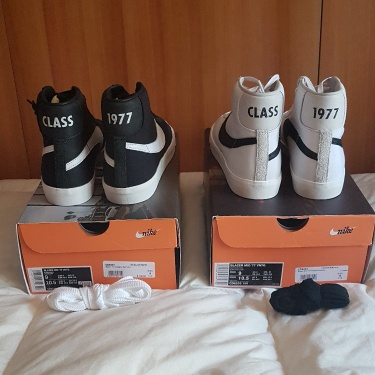 Nike Blazer Mid 77 Vintage Slam Jam (Special Slam Jam Box and Accessories)