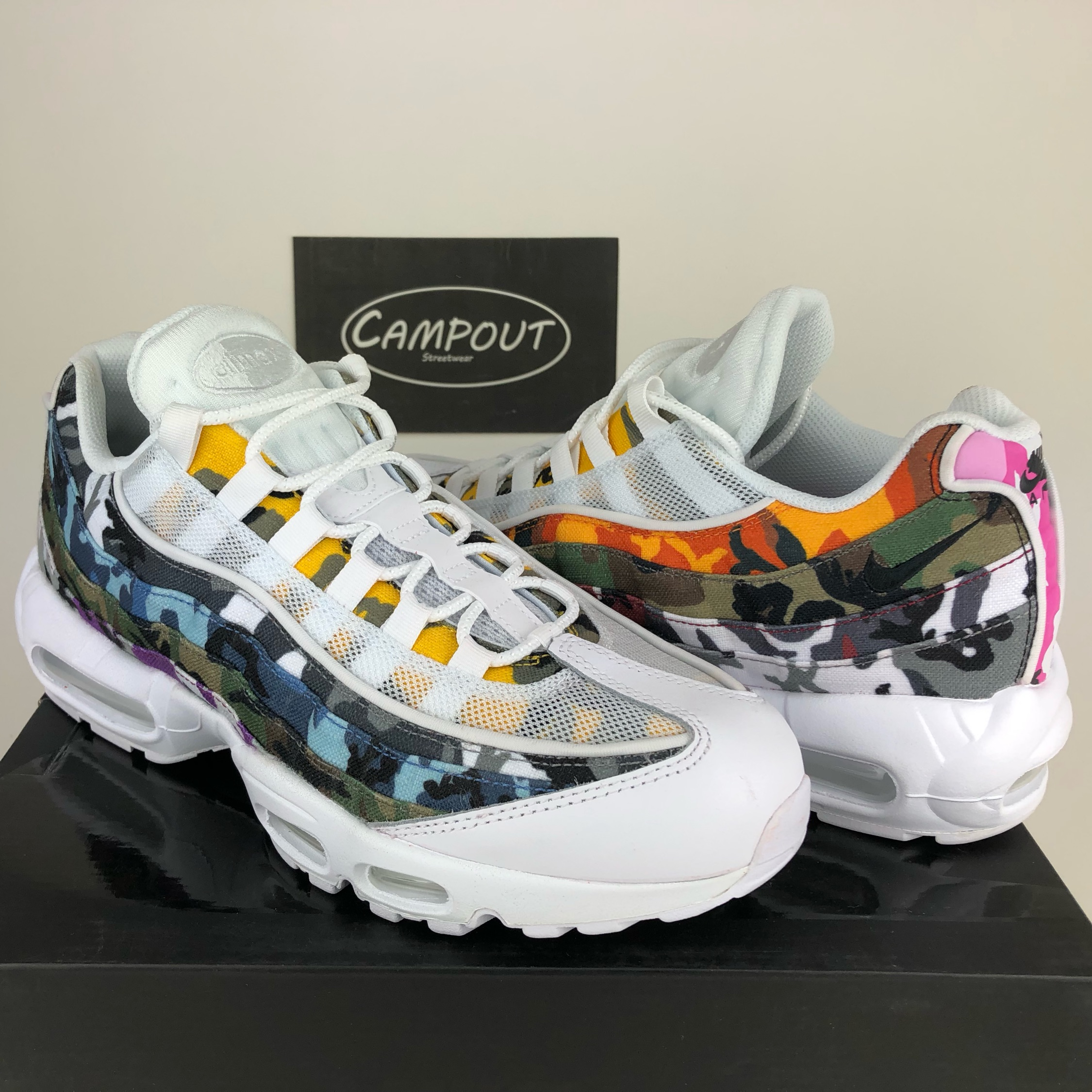 best sneakers c574f 3c930 Nike Air Max 95 Erdl Party