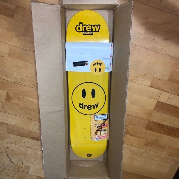 Drew House Skateboard Deck