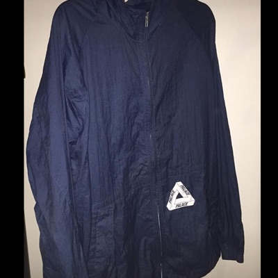 Palace Zoller Jacket | Ink Blue