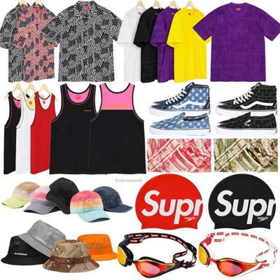 Supreme Week 19 Proxy