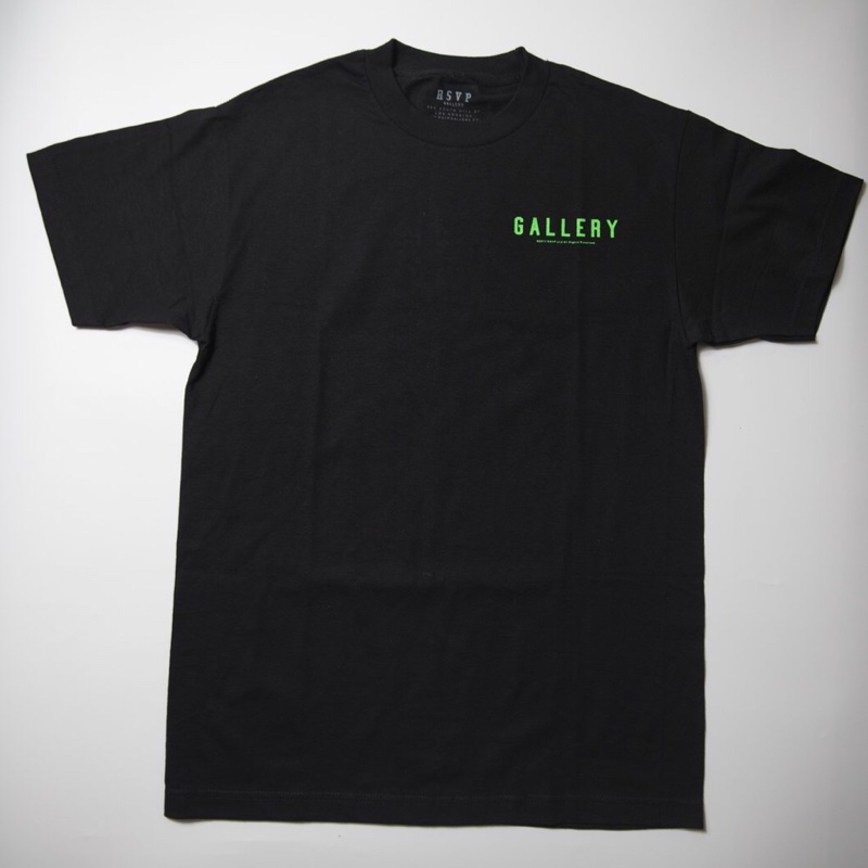RSVP Gallery x Anti Social Social Club G-Wagon Tee (M / Mint)