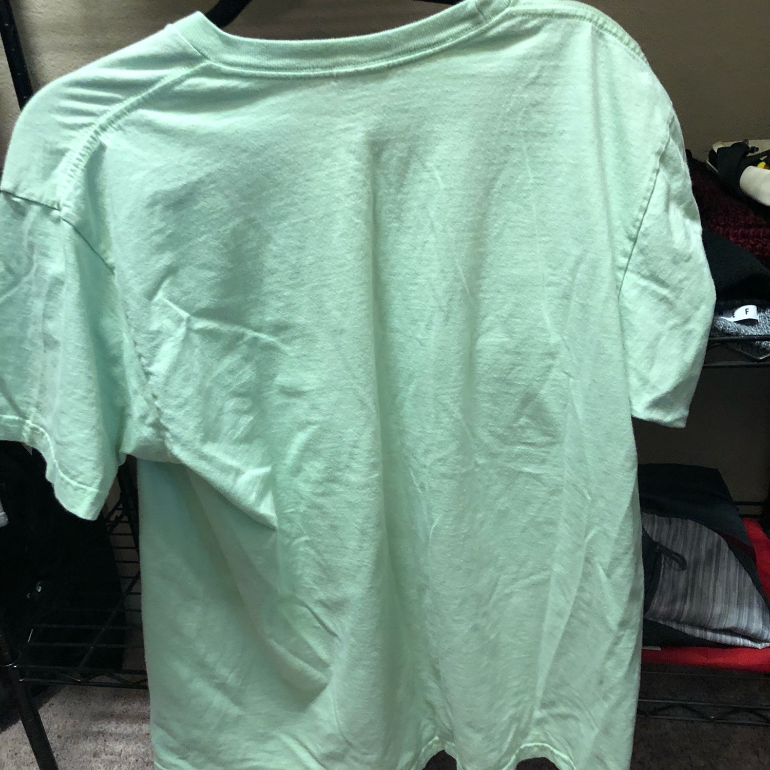 Rare Supreme Abstract Tee(Mint