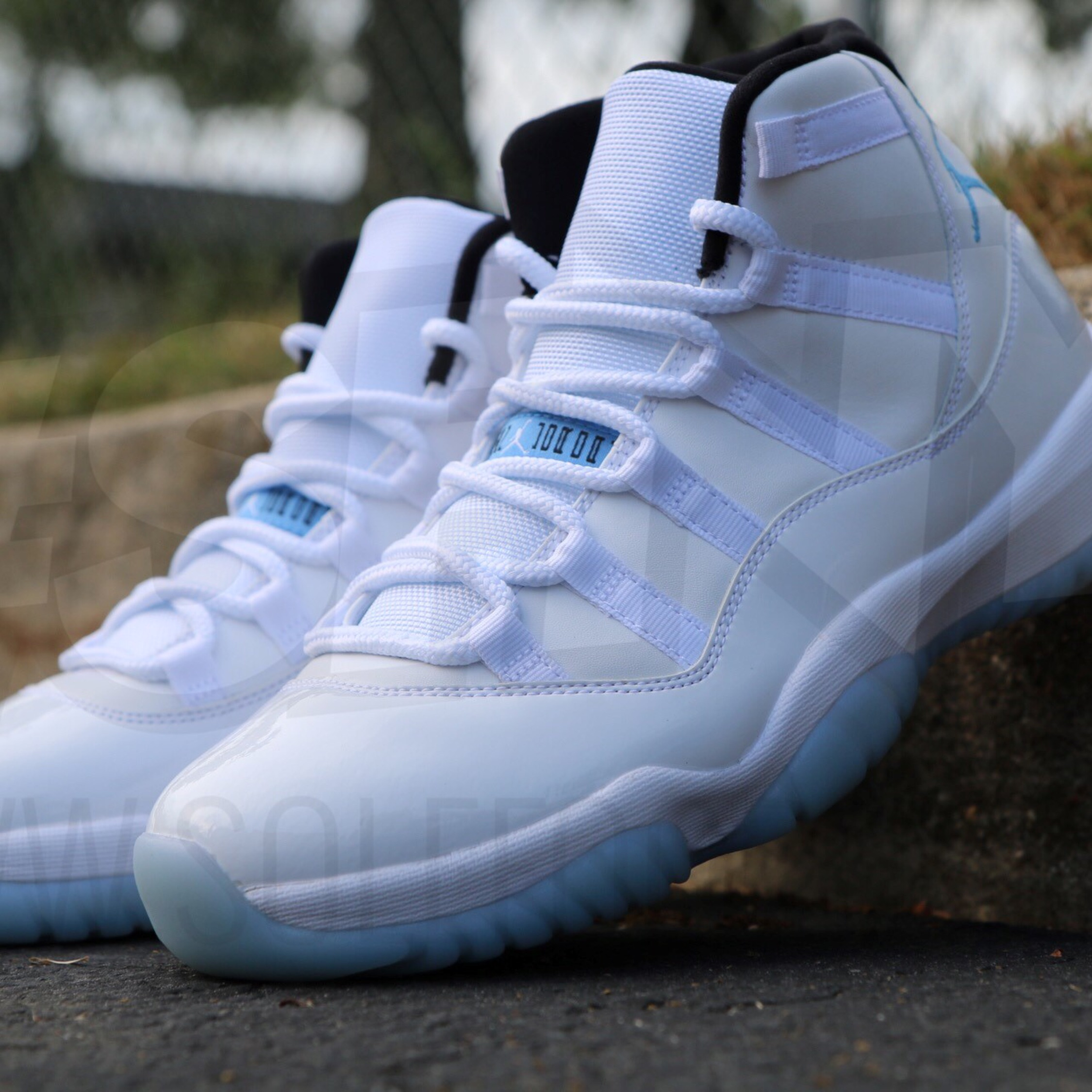 hot sales 4c378 bffb2 Air Jordan Xi Legend Blue