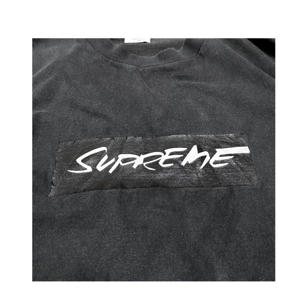 RARE Supreme x Futura Silly Thing Box Logo Tee
