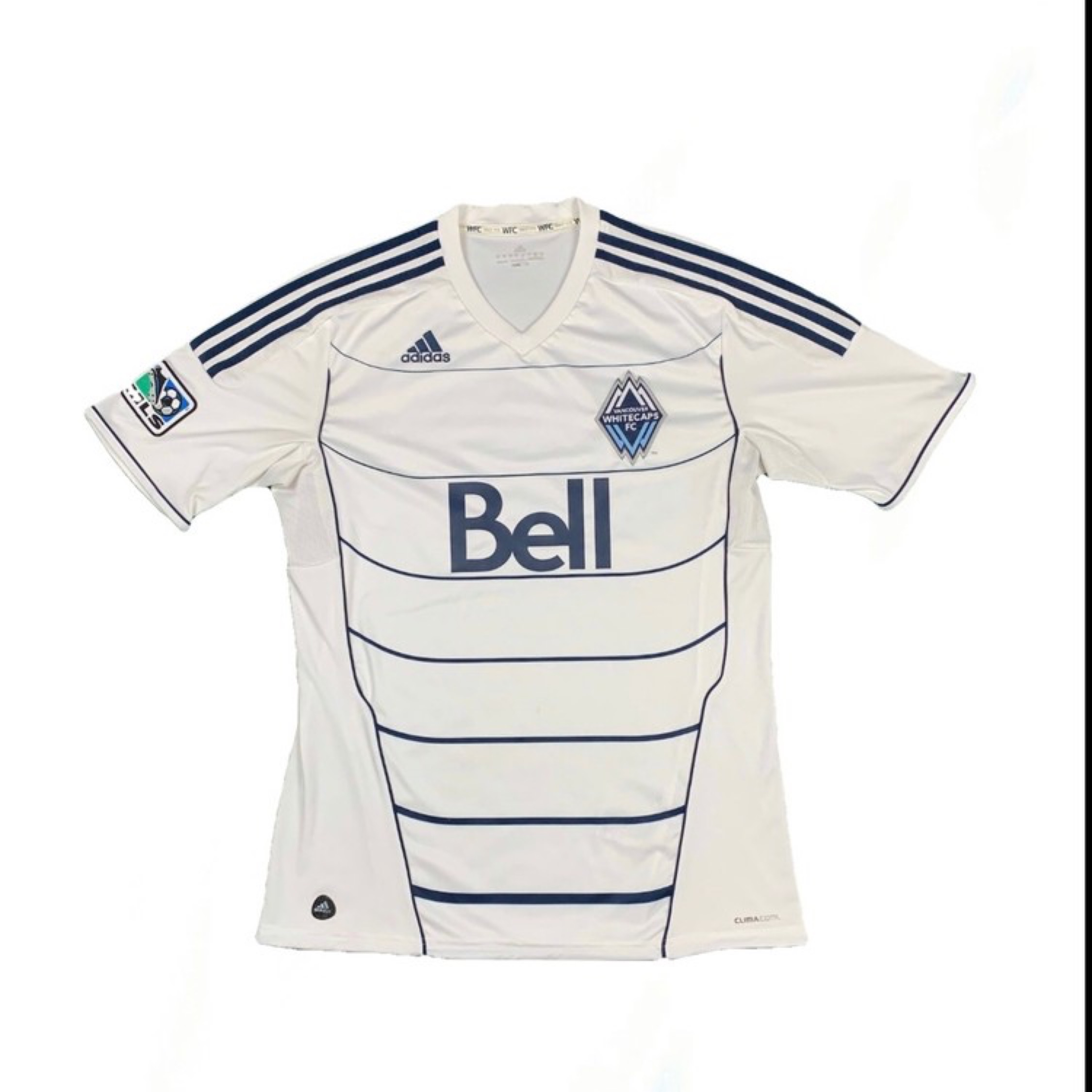 timeless design 7ab02 b275e Adidas Vancouver Whitecaps Mls Authentic Soccer T