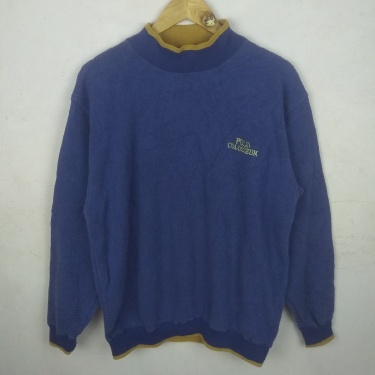 Vintage Polo Colosseum sweatshirt very excellent condition