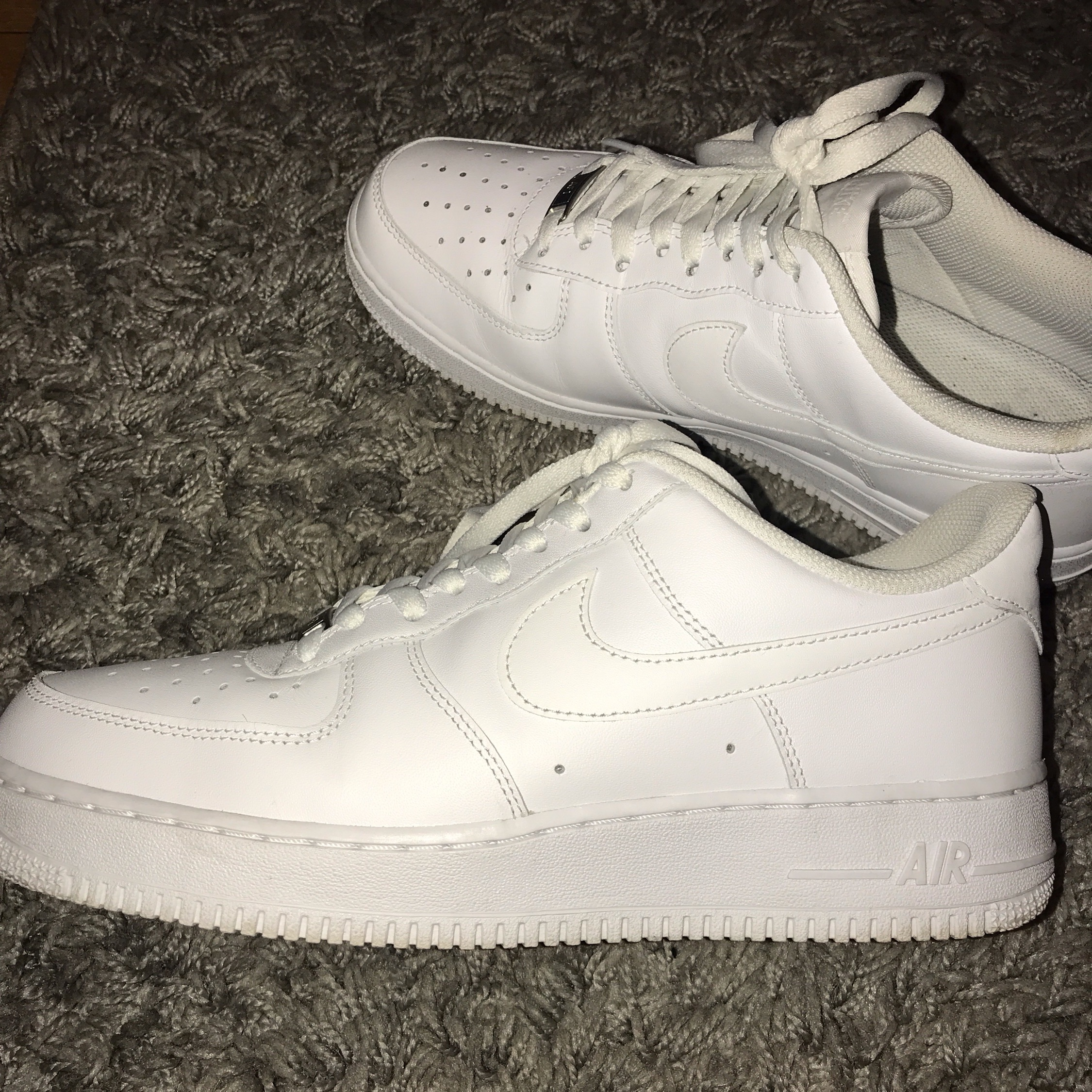 Nike Air Force 1 Low (Used Twice)