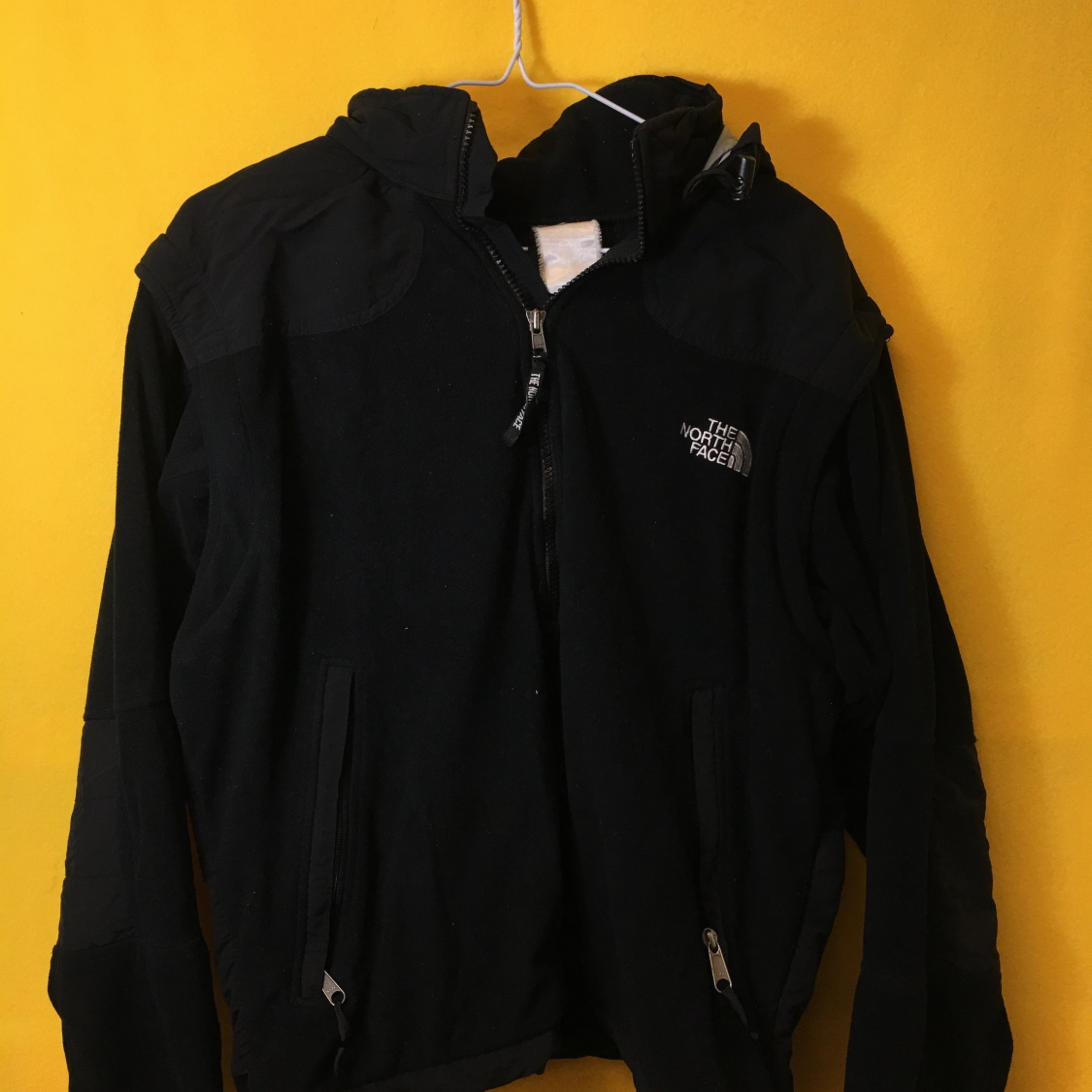 best website 5b9e6 1eafb Vintage The North Face Fleece Jacket