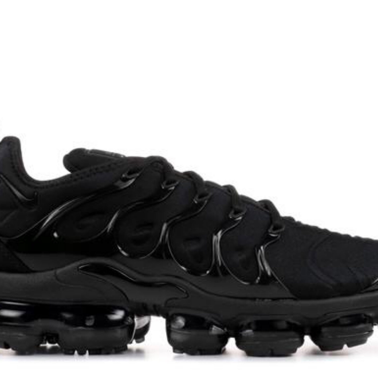 low priced 15a8d 9c52b Nike Air Vapormax Plus Triple Black