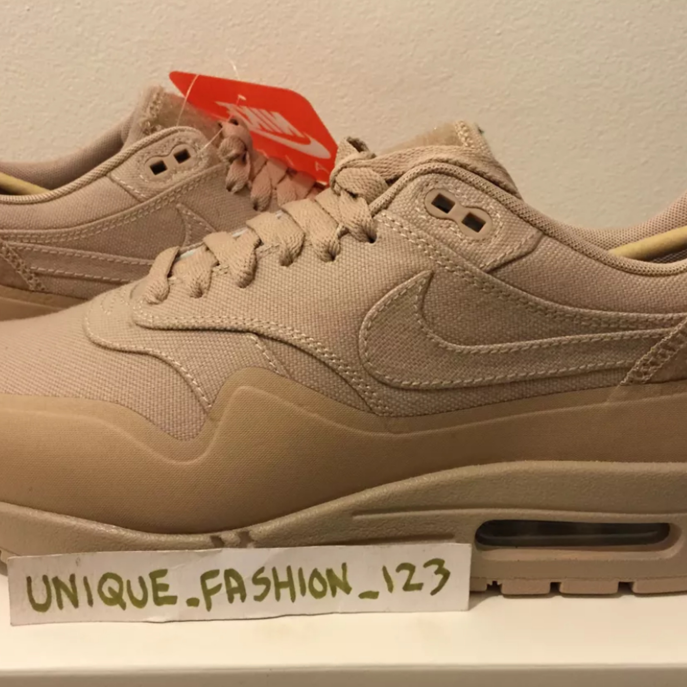 Nike Air Max 1 V Sp Patch Pack Sand