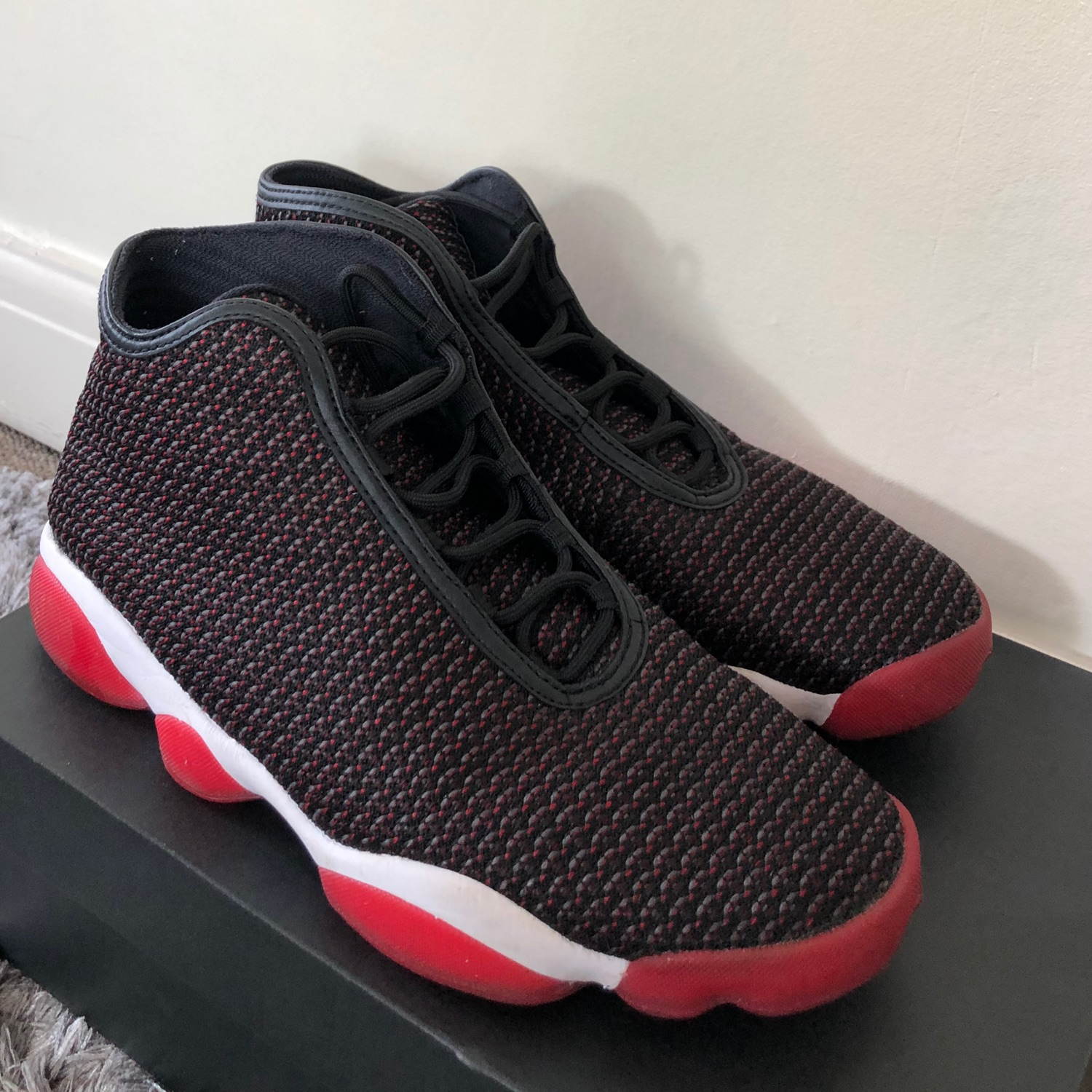 Jordan Horizon Jordan Horizon Red/Black