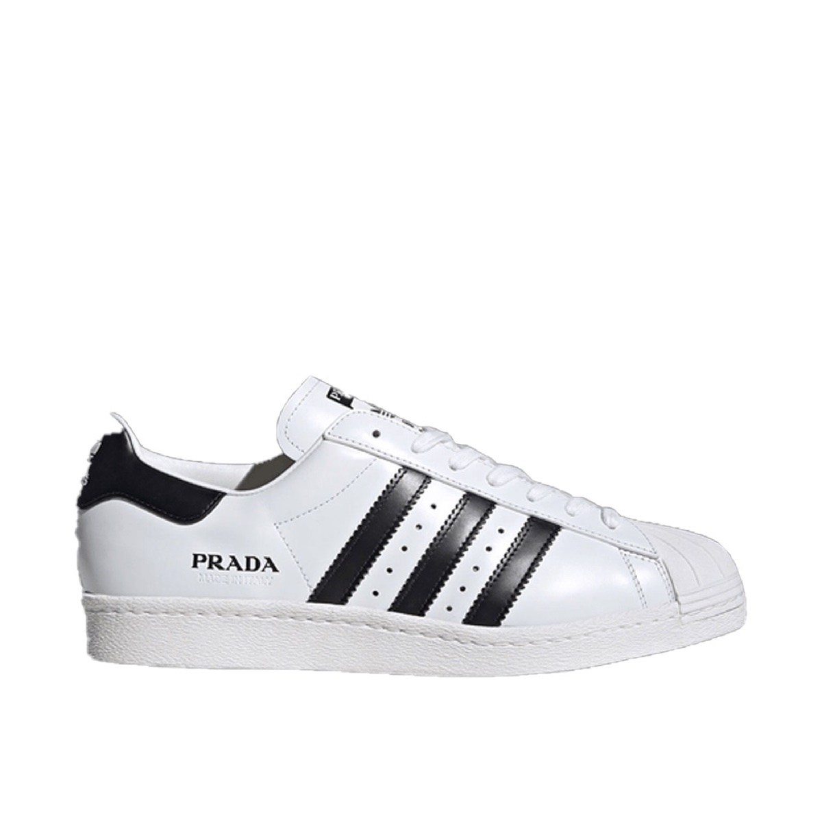 Prada x Superstar 'Core White'