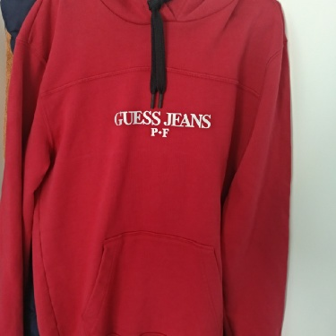 Guess X Places + Faces. Hoodie Size M