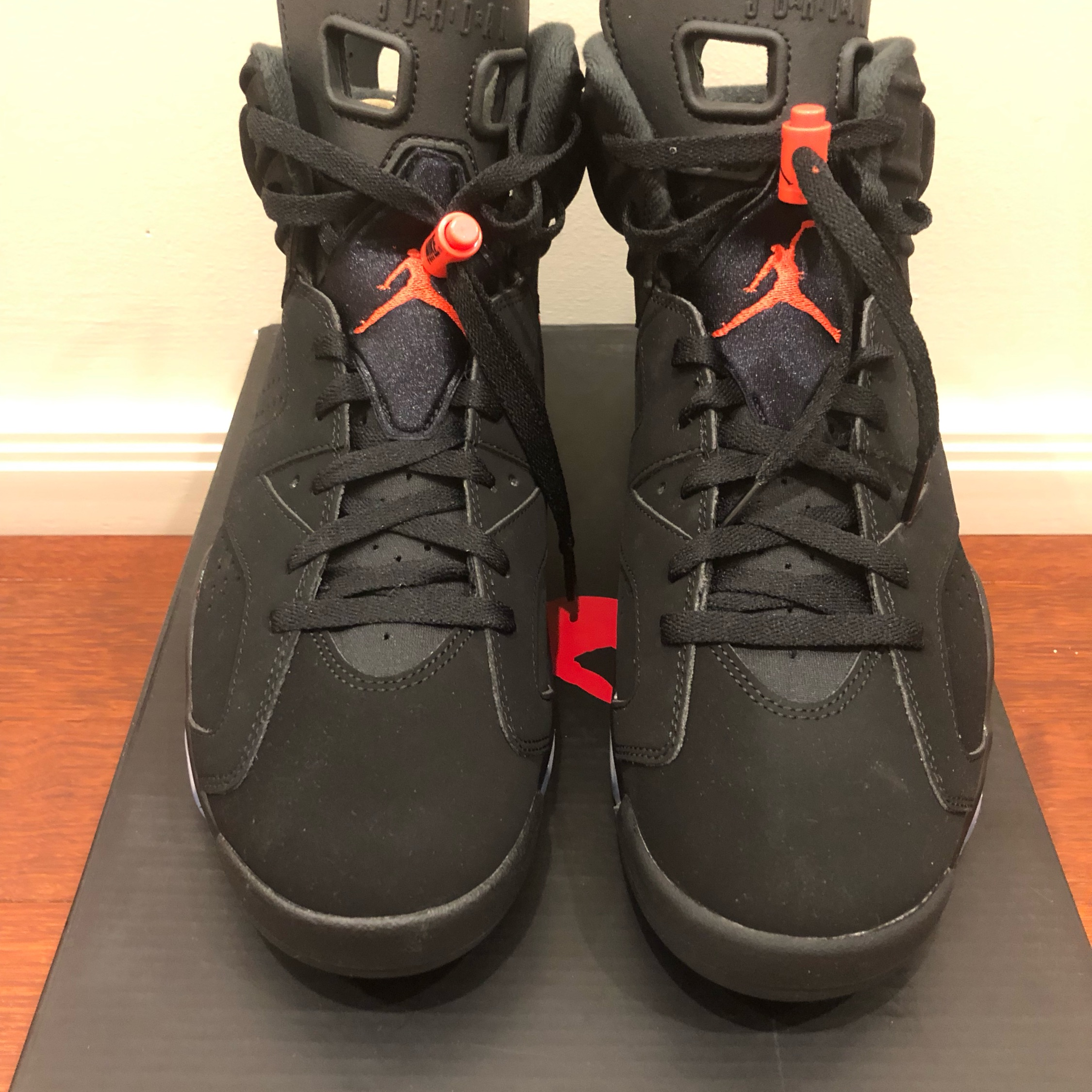 newest collection 65bd2 7055b Dswt Air Jordan 6 - Infrared Us 11