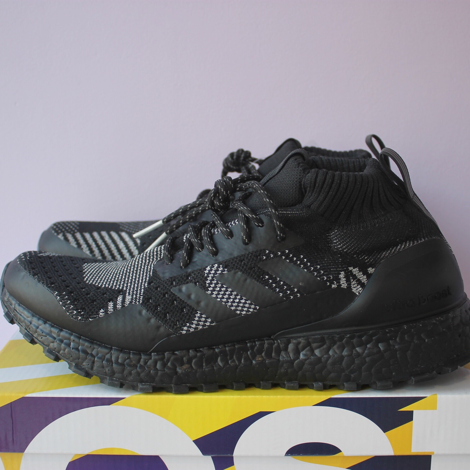 separation shoes 5fb3d ab7cd Adidas X Kith X Nonnative Ultraboost Mid Atr