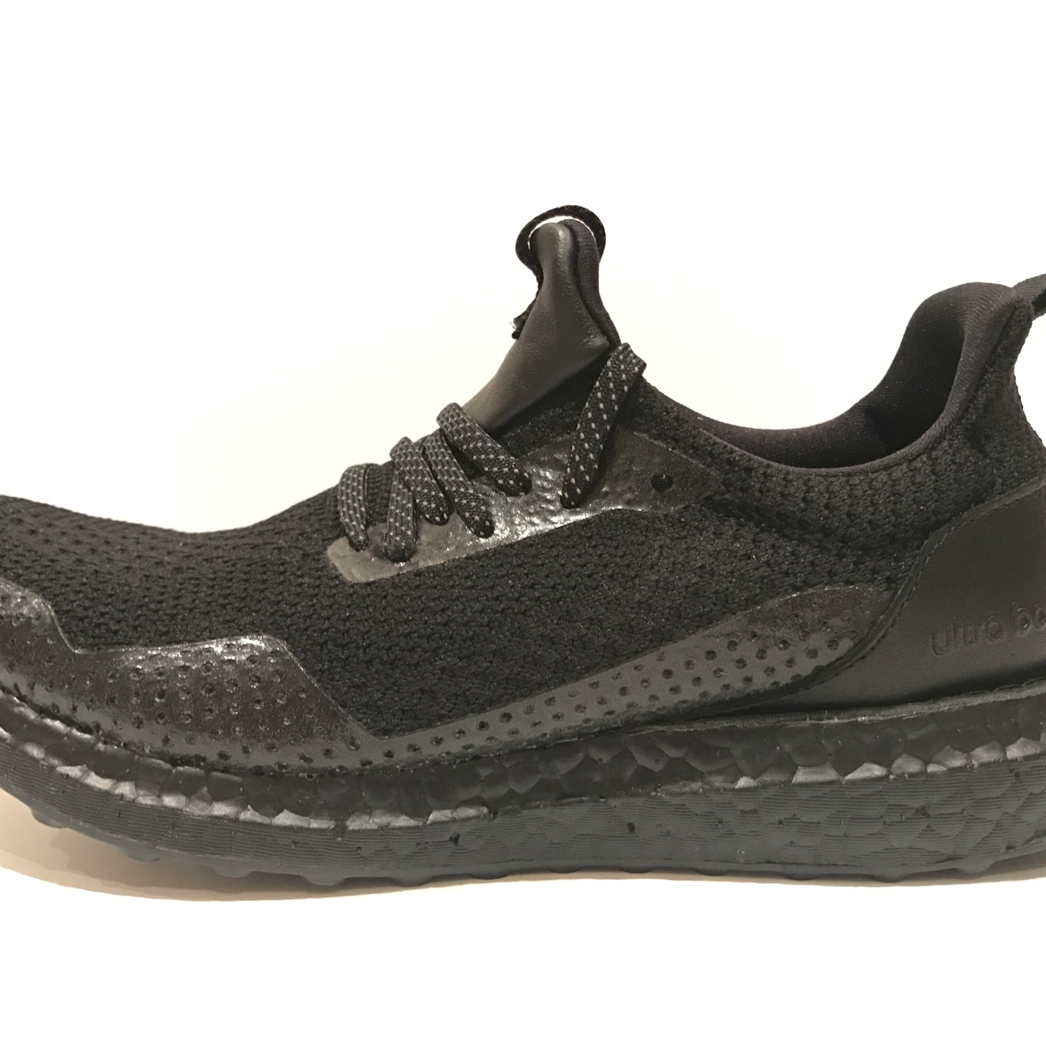 c04322399 Adidas Ultra Boost X Haven Triple Black 7