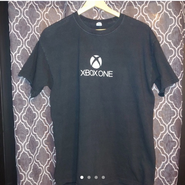 Xbox One 2013 Release T-Shirt Double-Sided Tee