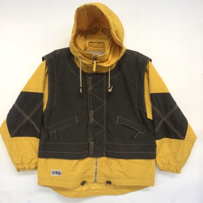 Vintage Ellesse Estivo By Goldwin Ski Jacket