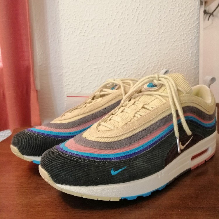 best service 10f61 7ae4b Sean Wotherspoon Air Max 97/1