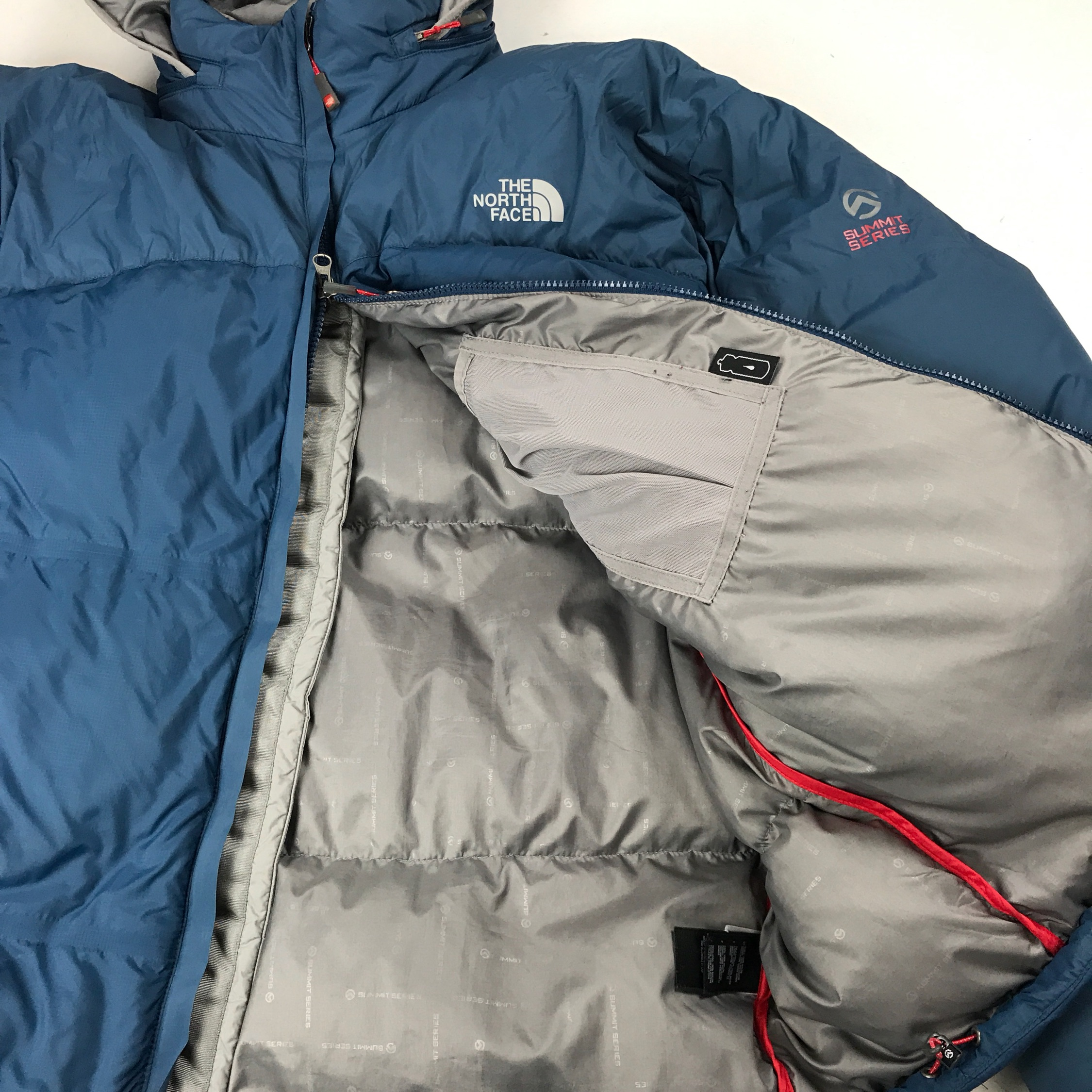 North Face 700 Down Fill Summit Series Jacket