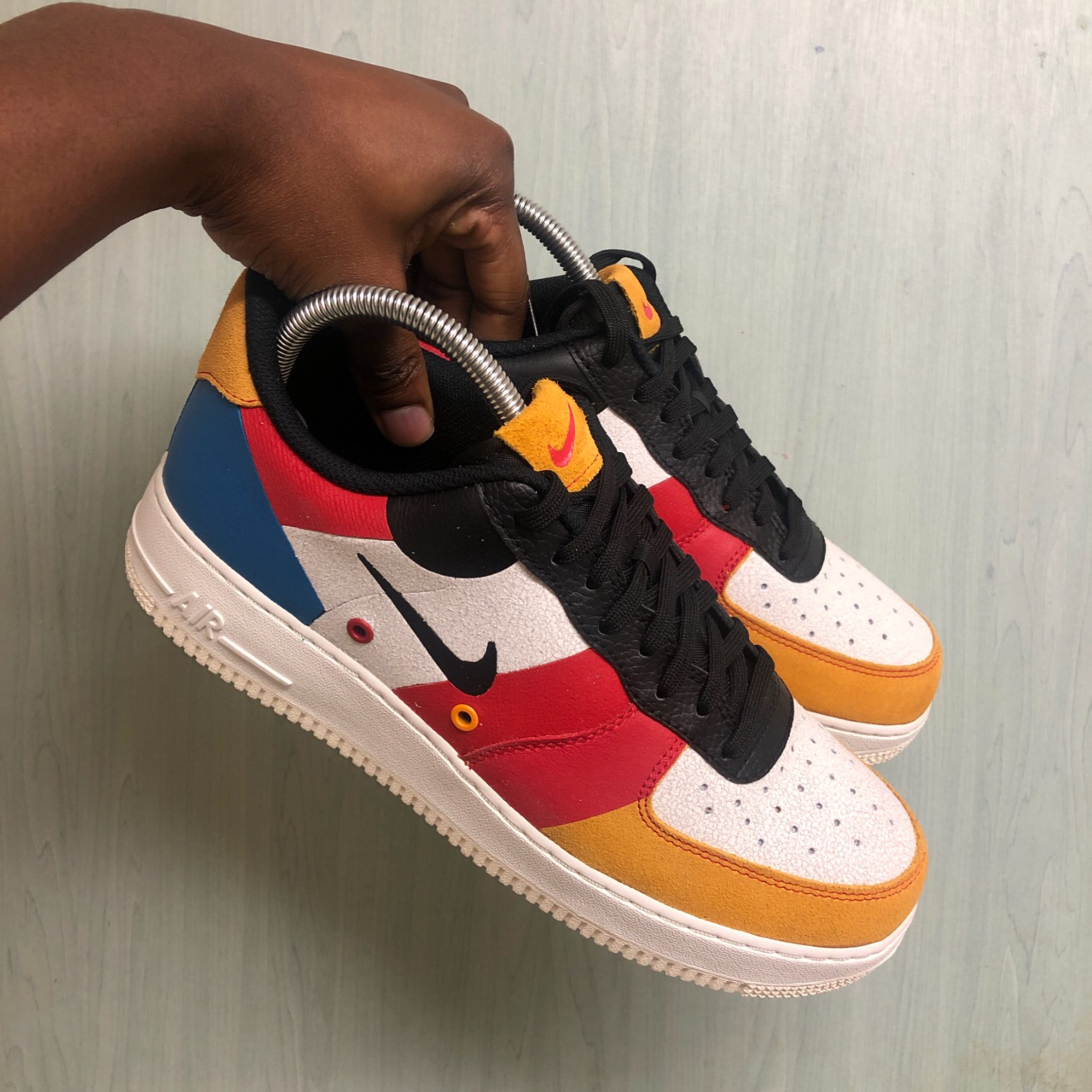 Air Force 1 '07 Premium Patchwork