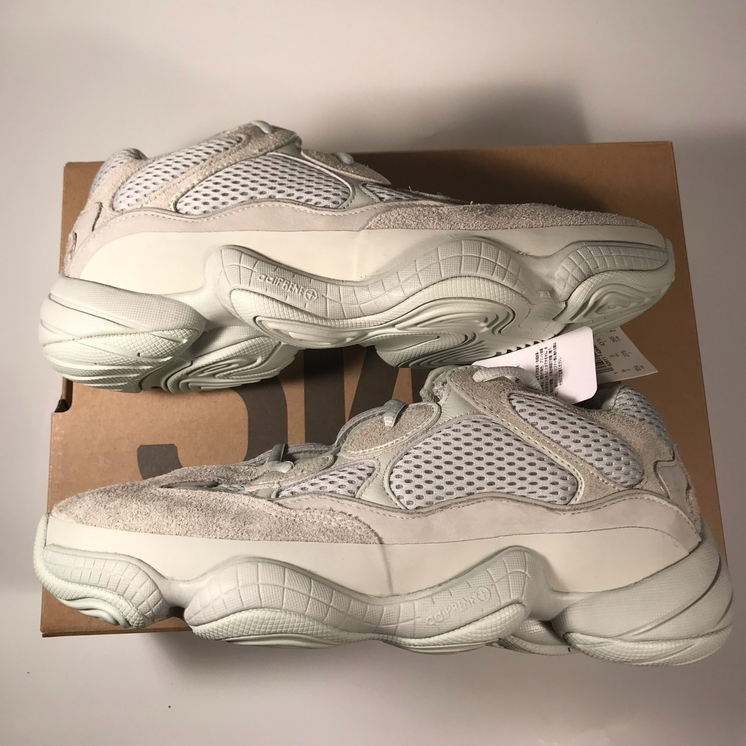 the best attitude a949c 71e7e Adidas Yeezy 500 Salt Ee7287 Size 9.5 Brand New