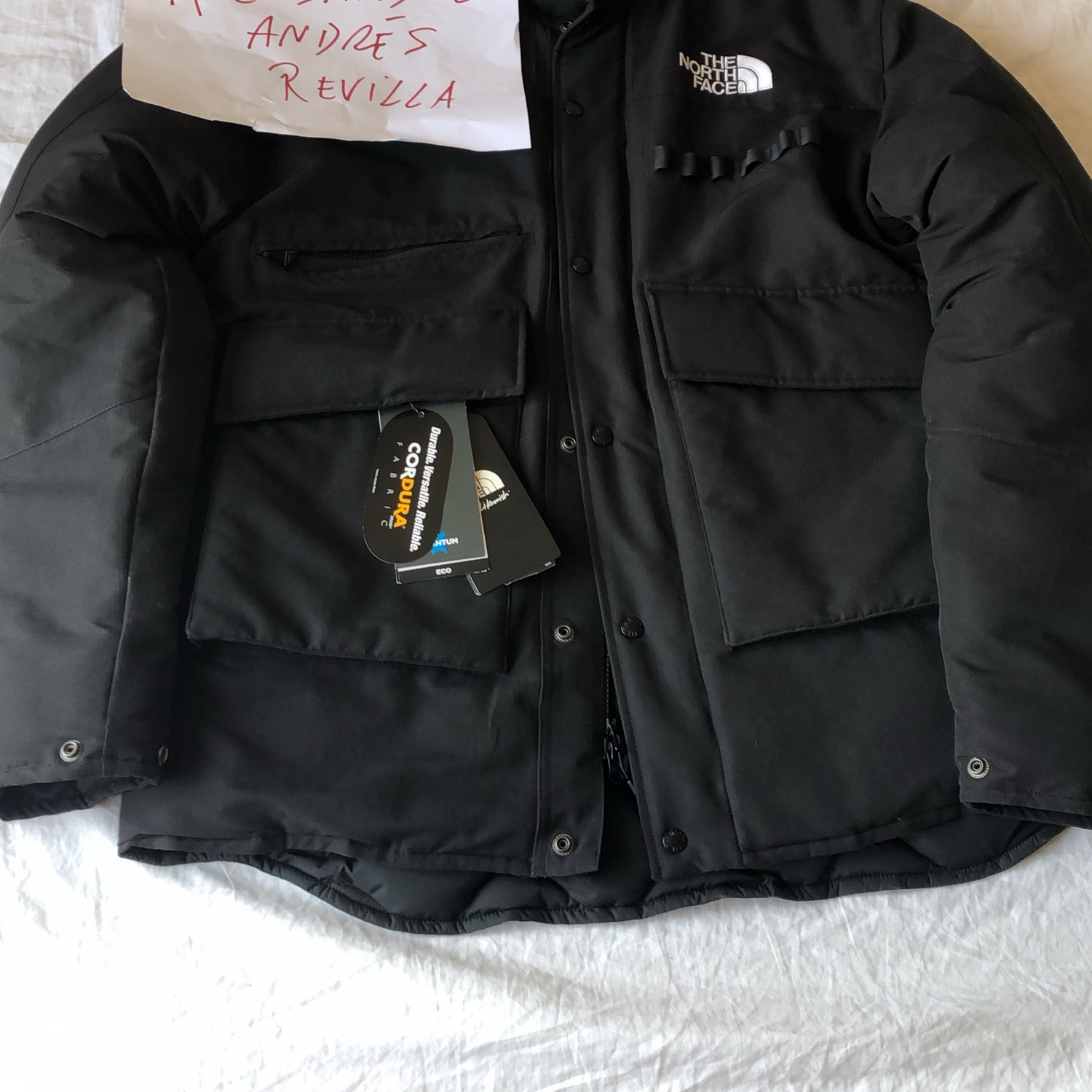 The North Face X Kazuki Kuraishi Light Down Jacket