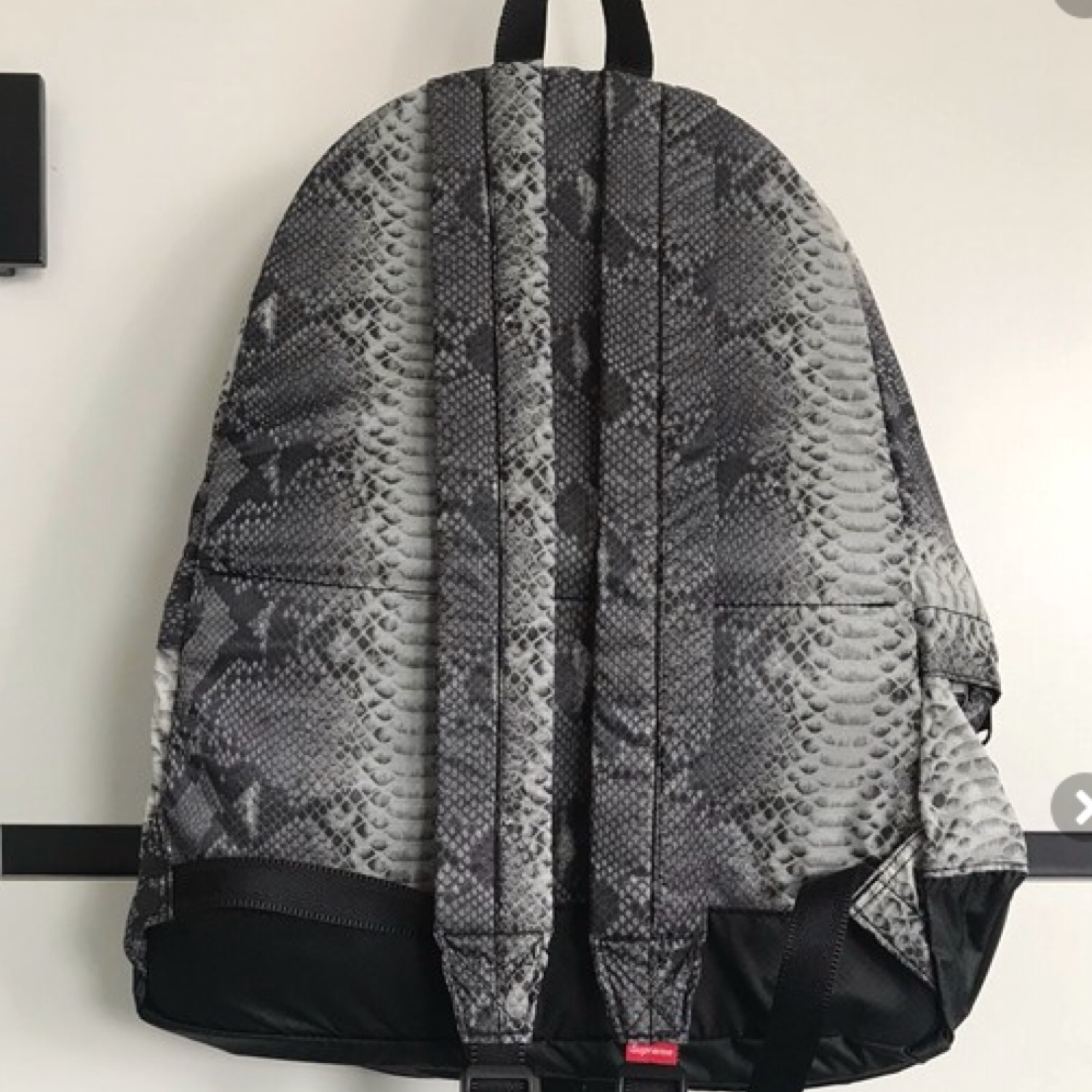 7f38cd494 Supreme X The North Face Backpack Snakeskin Bnwt