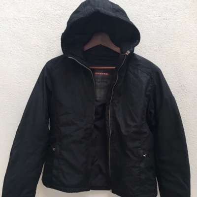 Prada Nylon Jacket Sgv126