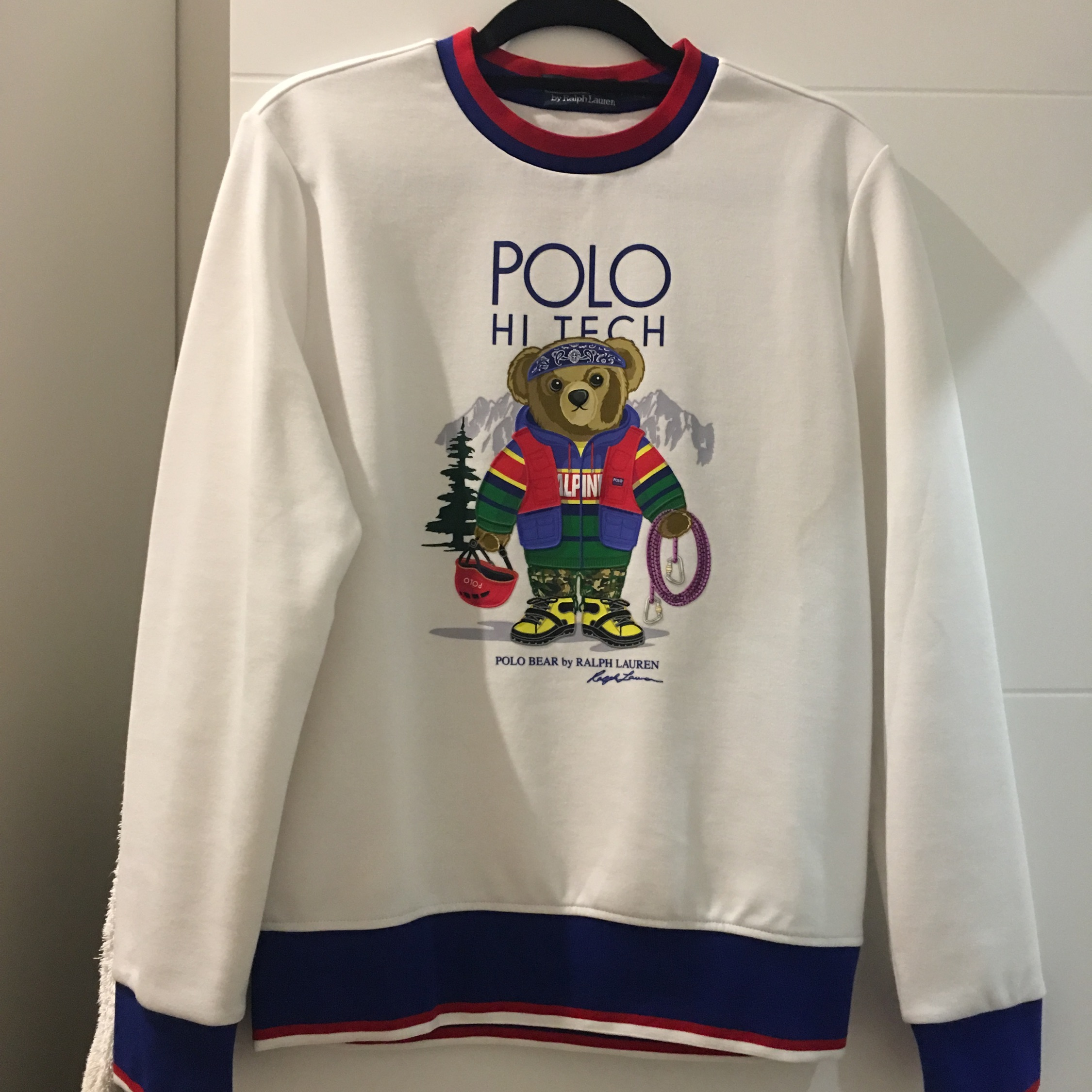 Polo Sweat Ralph Lauren Hi Tech lFJc3K1uT