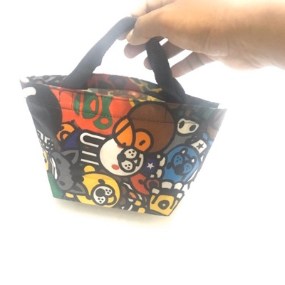 A Bathing Ape Japan Exclusive Magazine Tote Bag