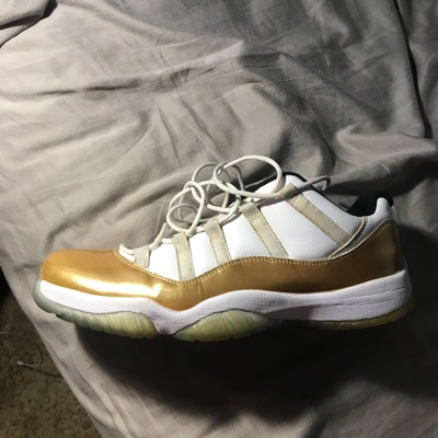 Jordan 11 Closing Ceremony Used Size 11
