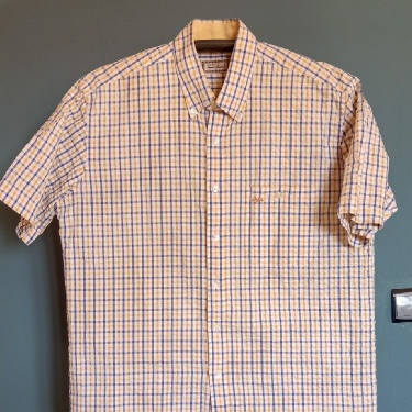 Thomas burberry  Shirt Short Sleeve Summer TB Logo