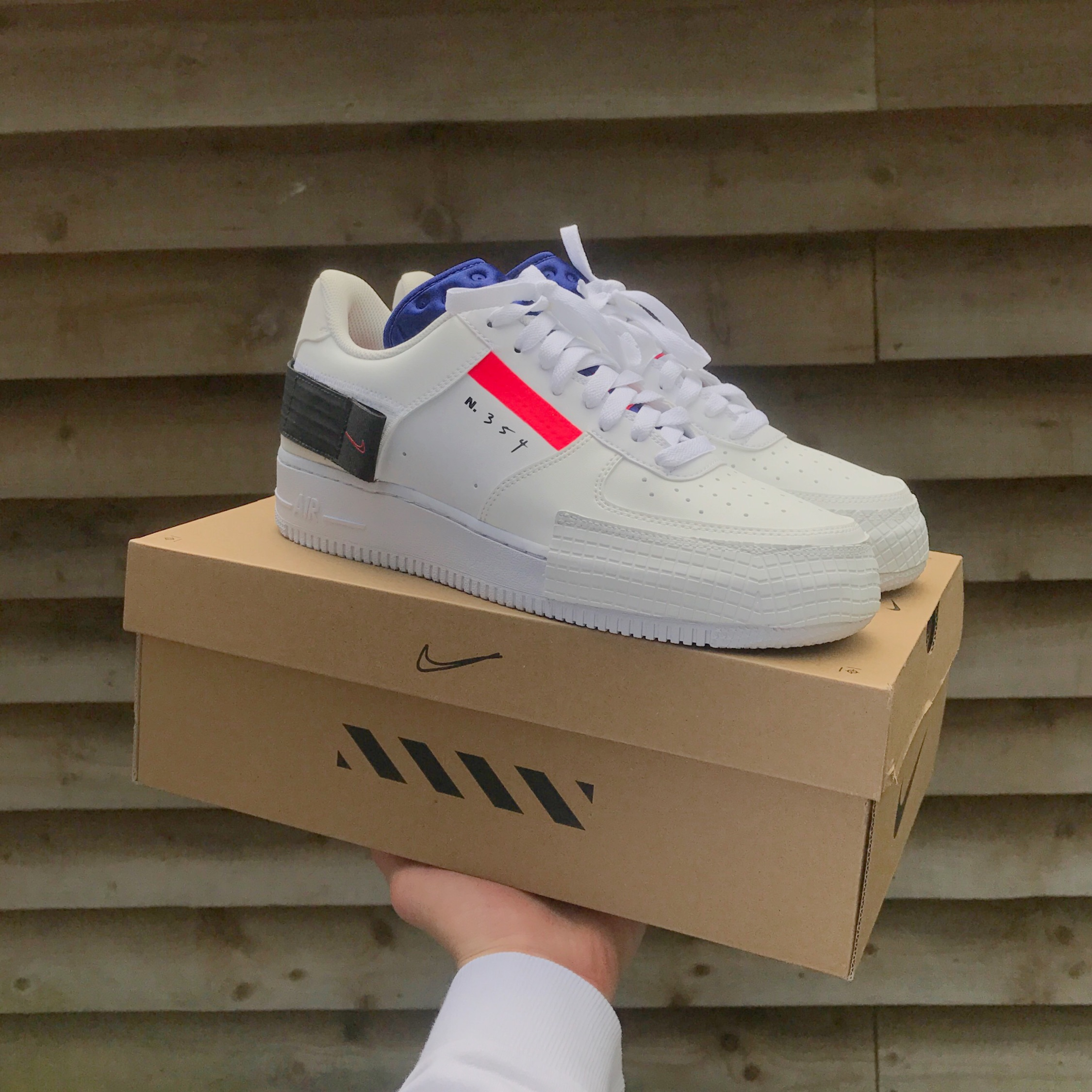 NIKE AIR FORCE 1 LOW UK SIZES RRP £90