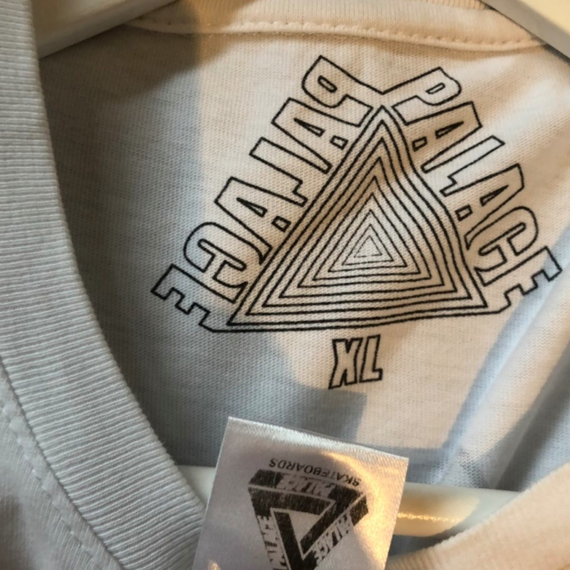 Palace Tri-Rocks Long Sleeve T Shirt