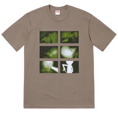 Supreme- Chris Cunningham Rubber Johnny Tee