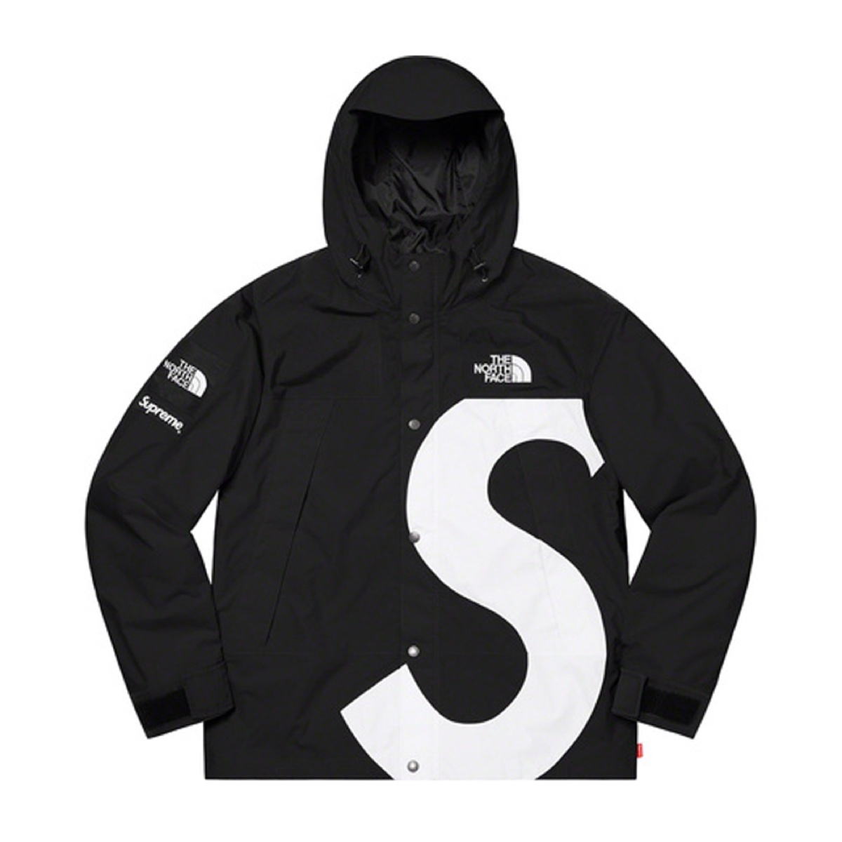 Supreme The North Face S Logo Mountain Jacket Black