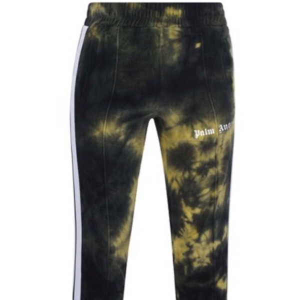 Palm Angles Tie-Dye Tracksuit Bottoms