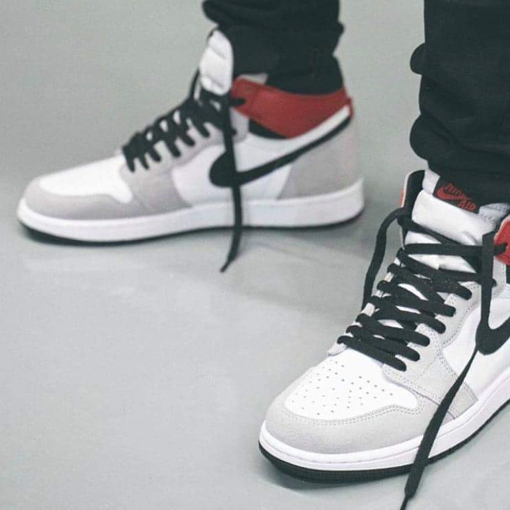 air jordan 1 high smoke