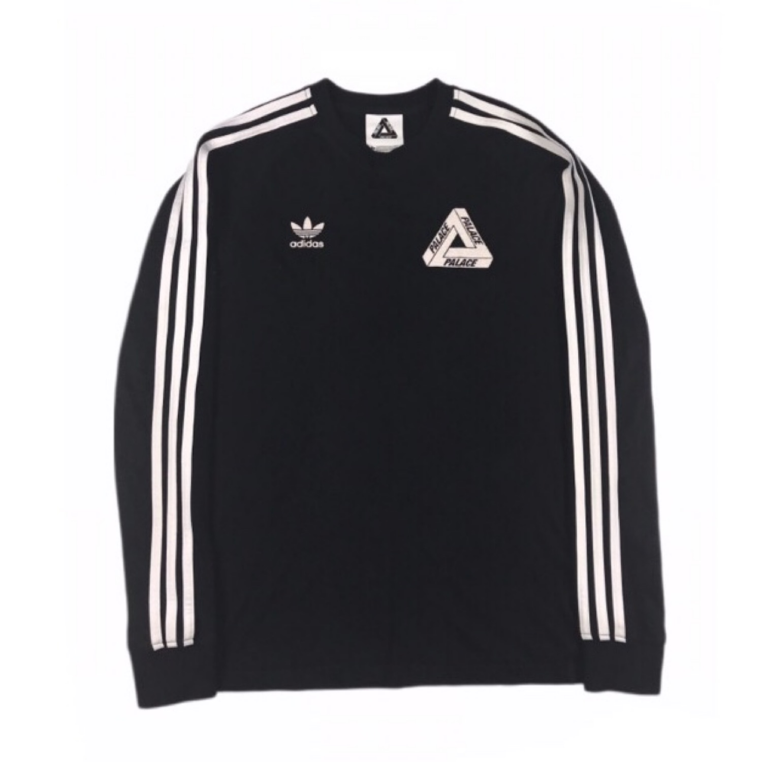 online here reliable quality official shop Palace X Adidas Longsleeve
