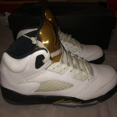 Jordan 5 Retro Olympic 2016 (GS)