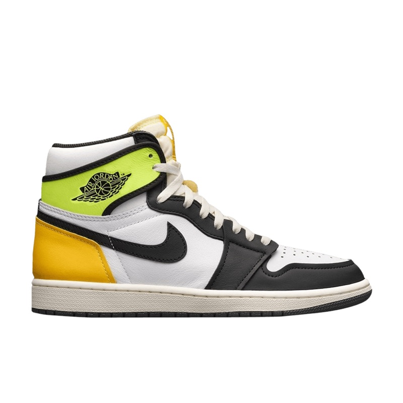 Jordan 1 Retro High OG Volt University Gold