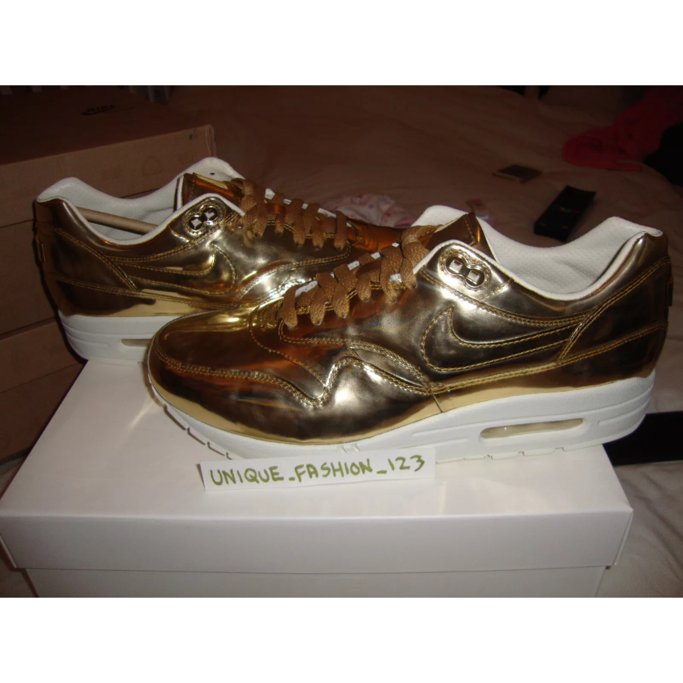 Sp Liquid Max 1 Air Wmns Nike Metal Gold fbyvY6g7