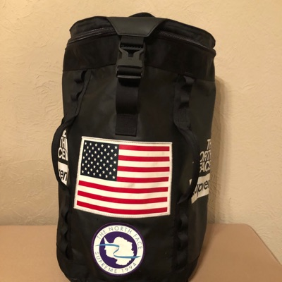 Supreme The North Face Trans Antarctica Expedition Big Haul Backpack Black