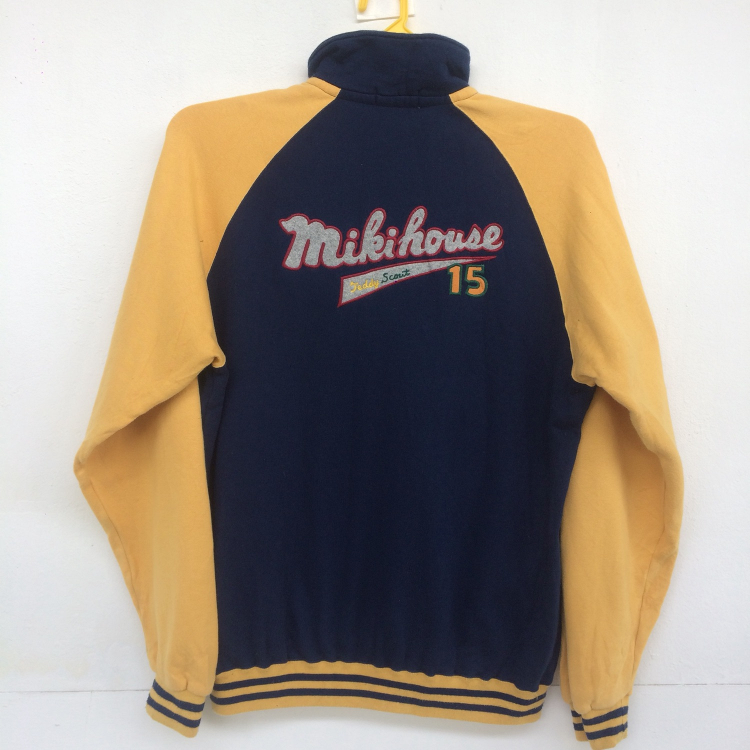 Miki House Teddy Scout 15 Sweatshirt