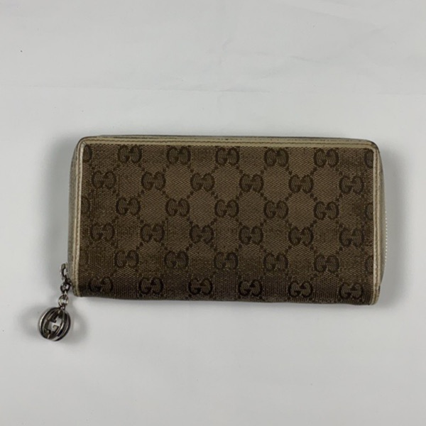Gucci Vintage Beige Purse