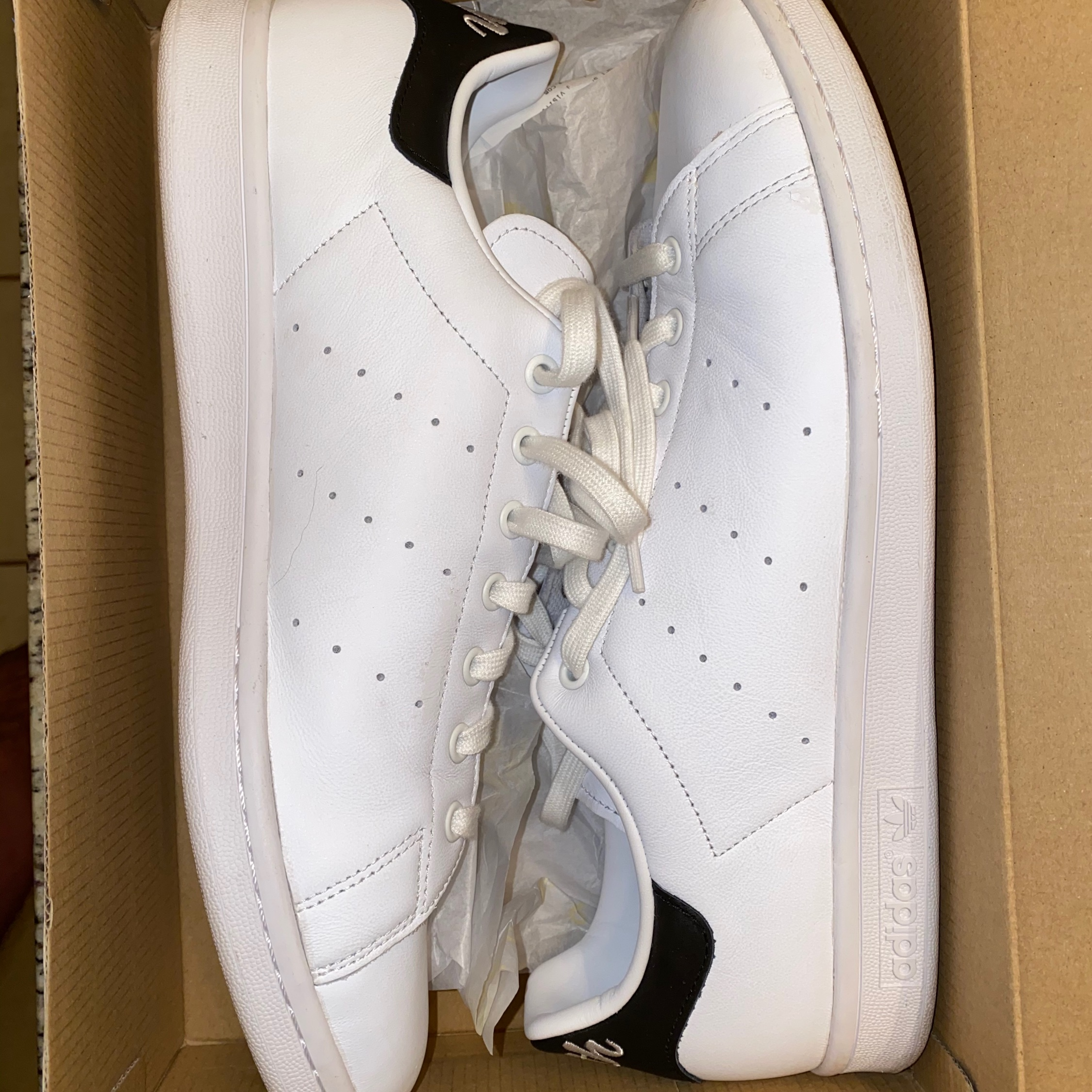 """Adidas Stan Smith """"Footwear White"""" Limited"""