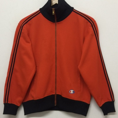 Vintage Champion Products Track Top Jacket